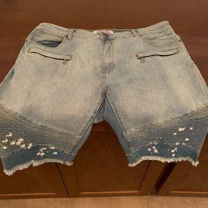 Embellish Shorts for men